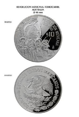 la moneda más bella del mundo 2010