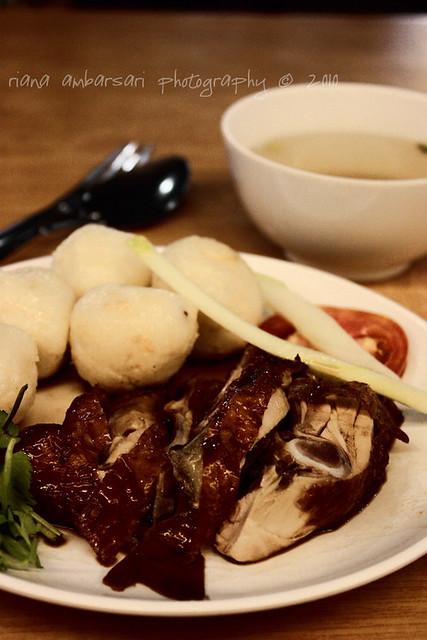 Nasi Ayam Melaka