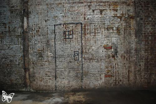 Banksy Door
