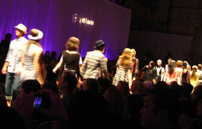 Portland Fashion Week - The Finale!