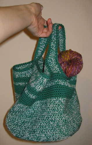 crochet basket for wips