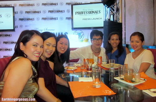 Fanny Serrano Professionals Hair Care Collection launch