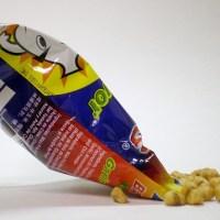Boy Bawang Garlic Flavor Cornics: A Review