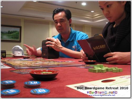 BGC Retreat - Wasabi