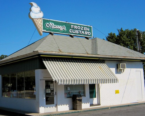 Massey's Frozen Custard Since 1949