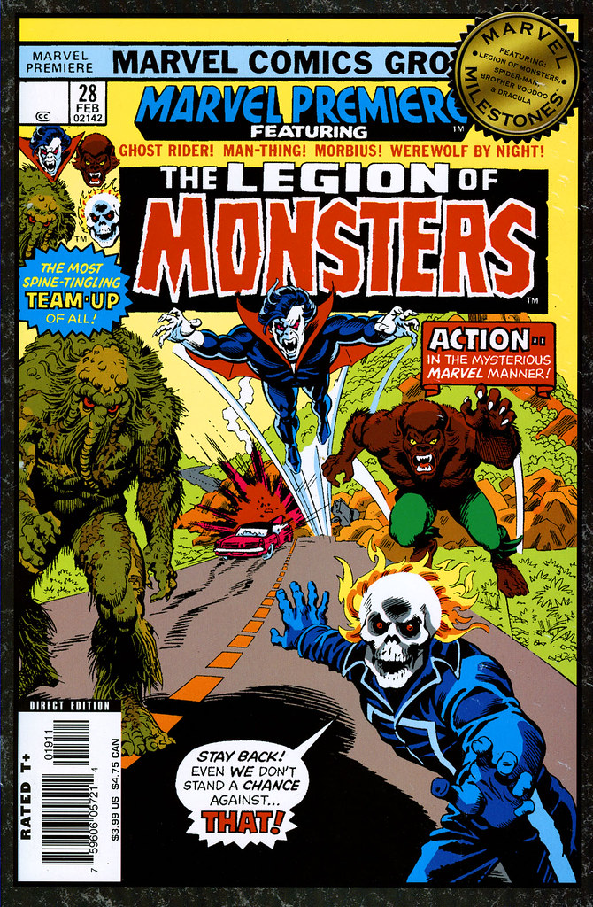 Marvel Premiere #28