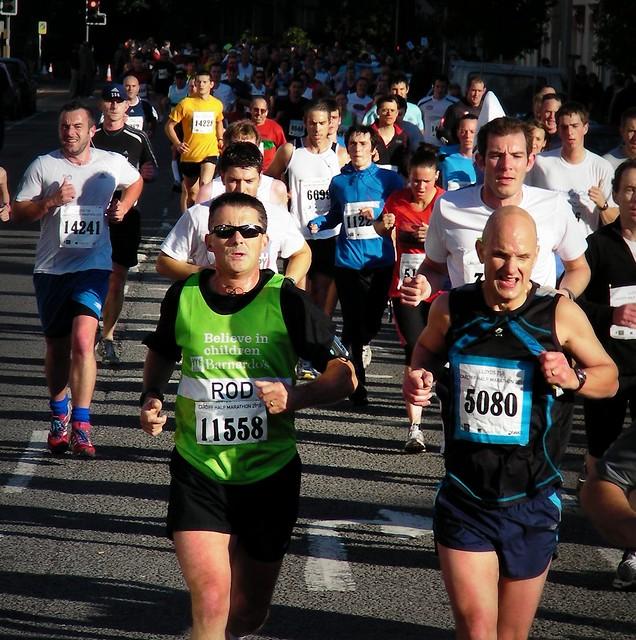 Cardiff Half Marathon 2010