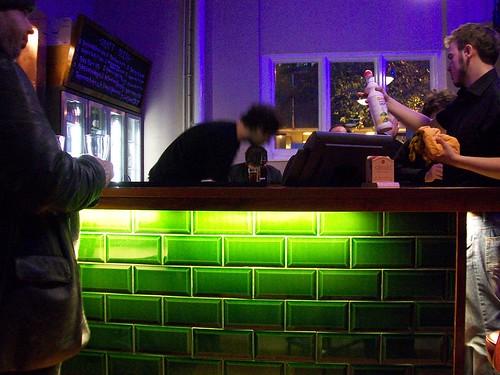 The Bar: Euston Tap