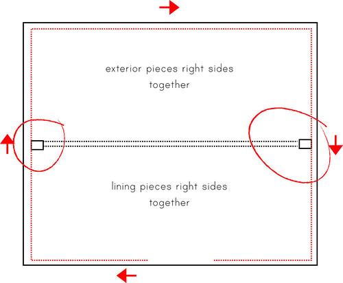gathered clutch diagram