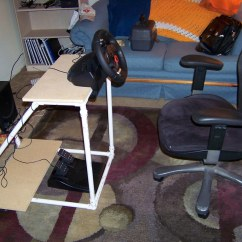 Racing Seat Office Chair Diy Philteds Poppy High Build Your Rig For 20 This Post Shows You How
