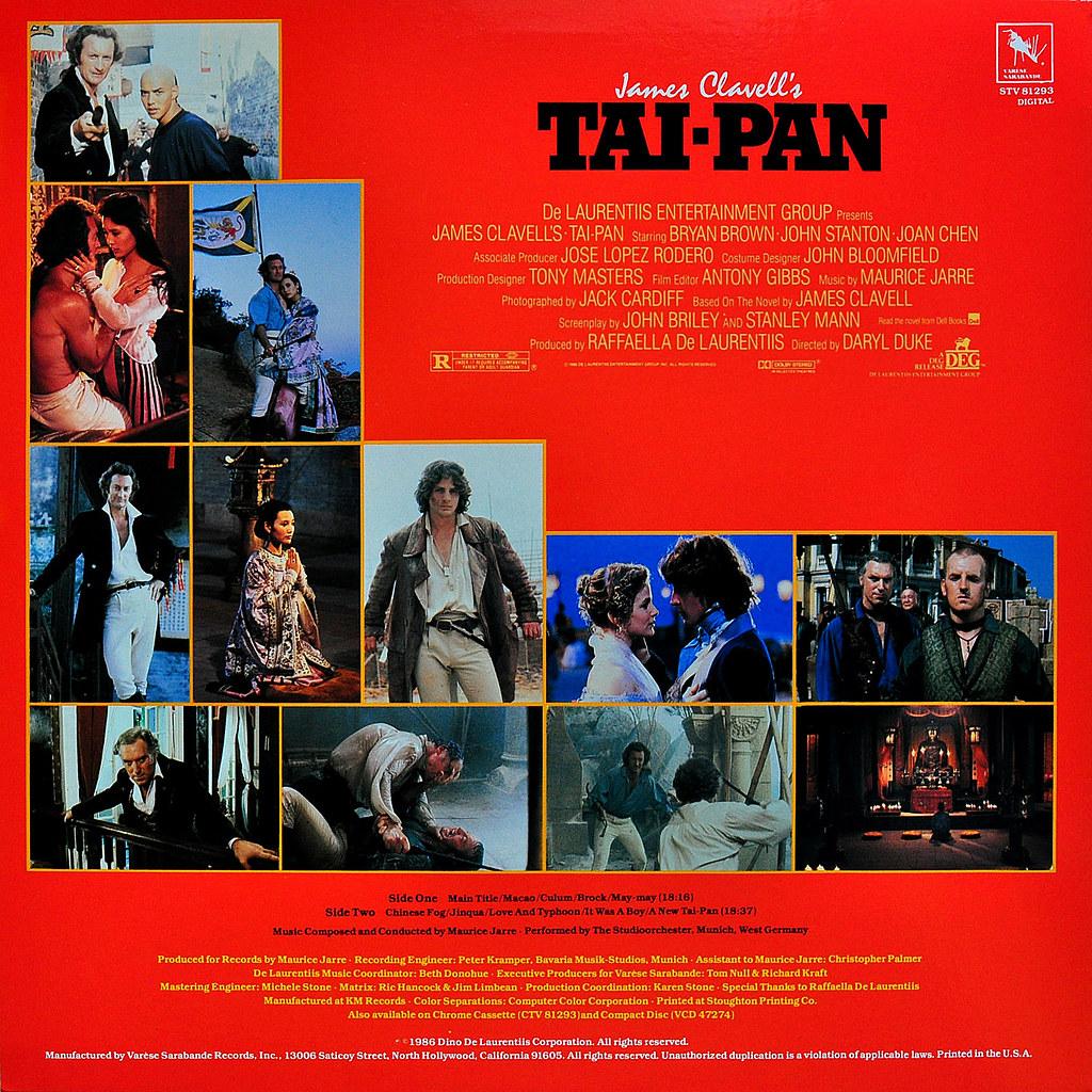 Maurice Jarre - Tai-Pan