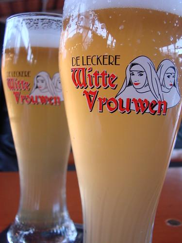Witte Vrouwen Bier