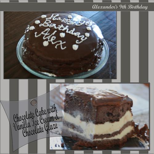 alexander cake
