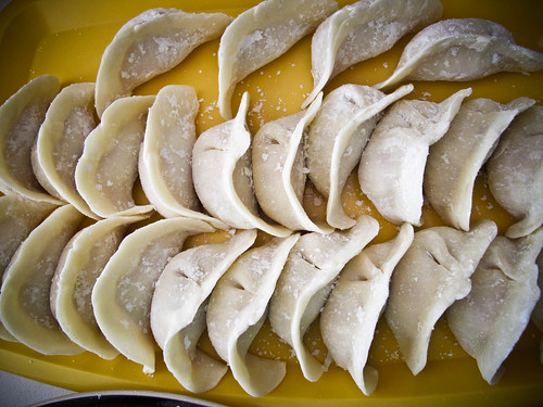 Pork Dumplings (Raw)