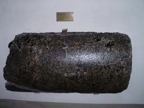 Niccolò Stenone frammento del sarcofago