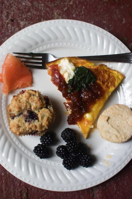breakfast at Jennifer's