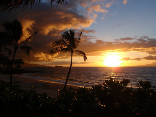 Another Maui Sunset from Makena