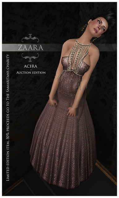 Zaara : Call for Couture - Auction edition
