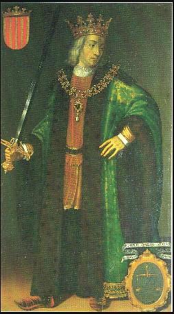 Jaime II y la Cruzada contra Almeria