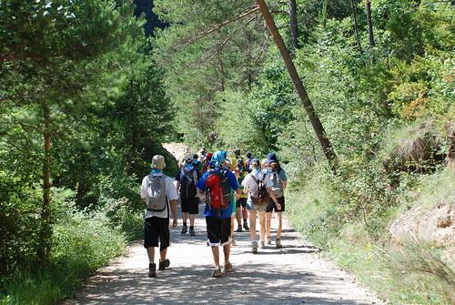 Campaments Esplai Natzaret Vall d'Ora 2010 (1)