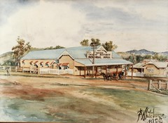 Kilcoy District Memorial Hall, 1923