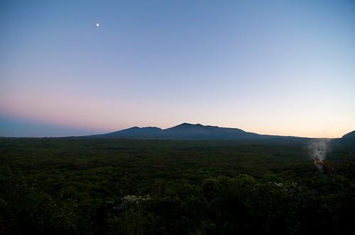 Volcanic Dusk
