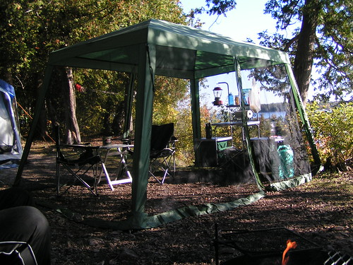 Camp Dining Quarters