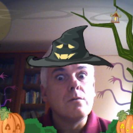 fabrizio halloween