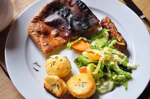 Veggie Roast Dinner