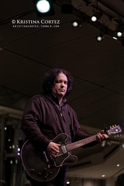 Jon Auer at Baybeats 2010