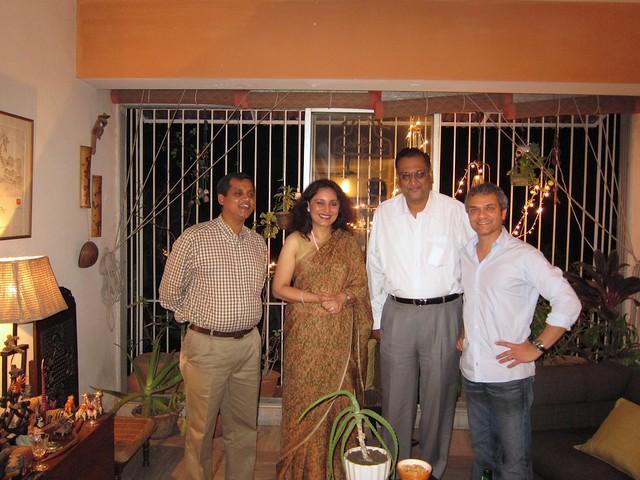 "Aditya, Anjali, ""Tunna"" & me"