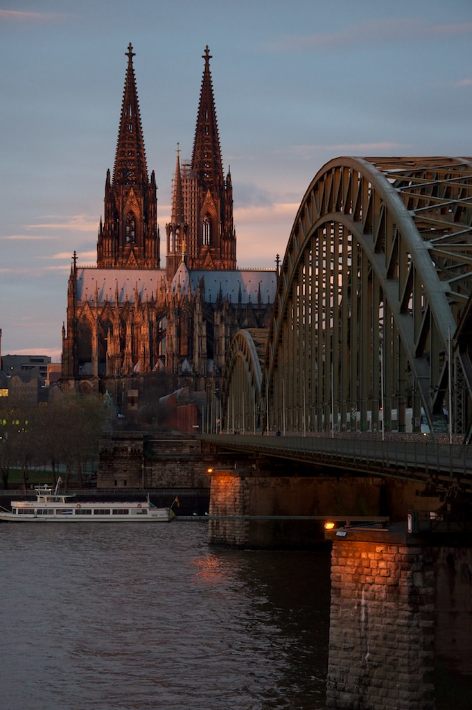 Bridge and Cathedral