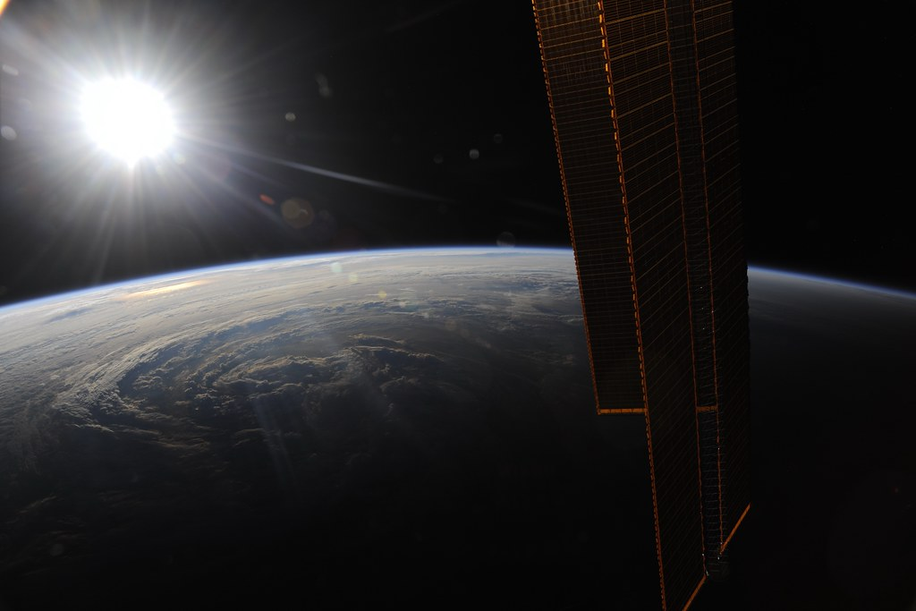 5197445442 b69a8d5da6 b Incredible Space Photos from ISS by NASA astronaut Wheelock