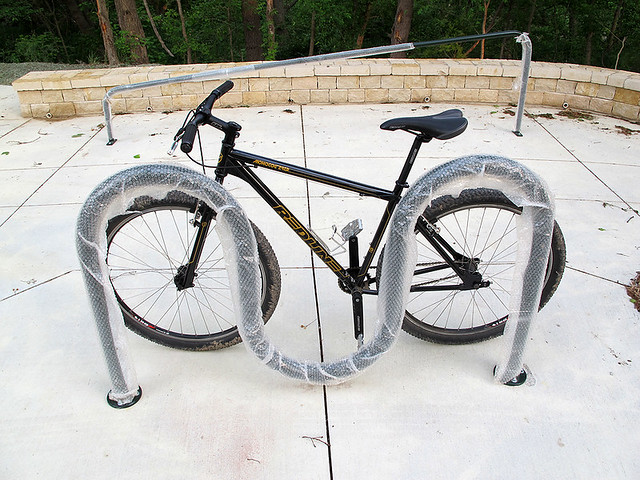 Brand New Bike Rack