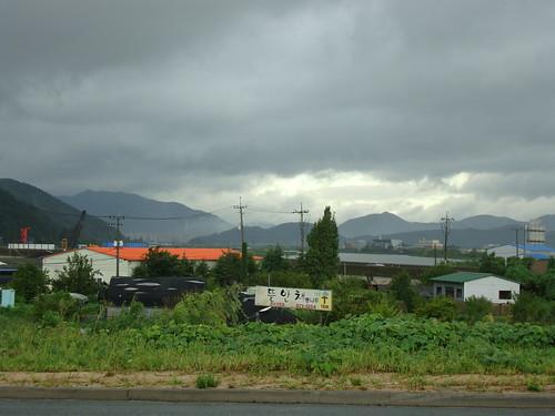 Nach dem Taifun