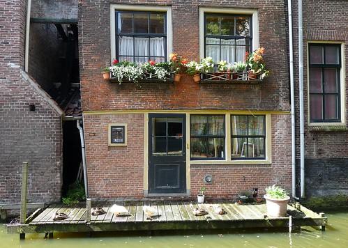 Spaziergang durch Alkmaar