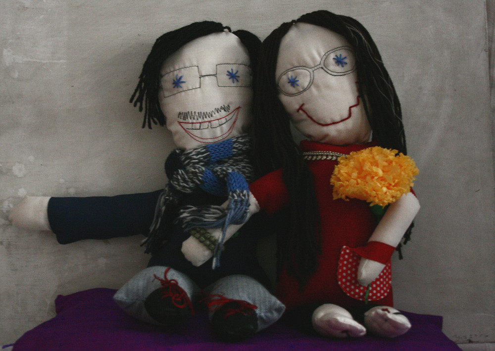 [c| and [m] puppets