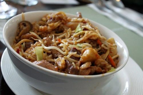 Mongolian Lunch at Azalea Restaurant