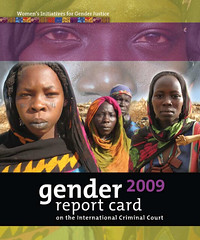 Gender Report Card 2009 - Women's Initiatives for Gender Justice
