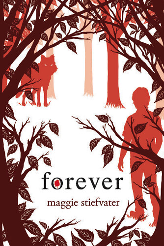 Maggie Stiefvater Forever Cover