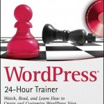 WordPress 24 Hour Trainer E-Book