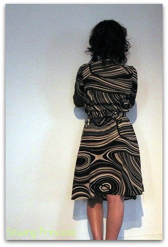 My own Diane Von Fustemberg wrap dress