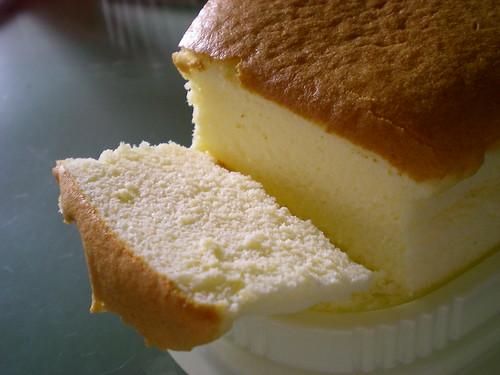 WeCare's Japanese baked cheesecake 2