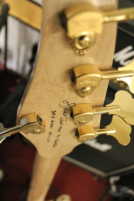 [分享]Hsiu Custom Shop SH-5 #002 By 海頓 - 看板 guitar - 批踢踢實業坊