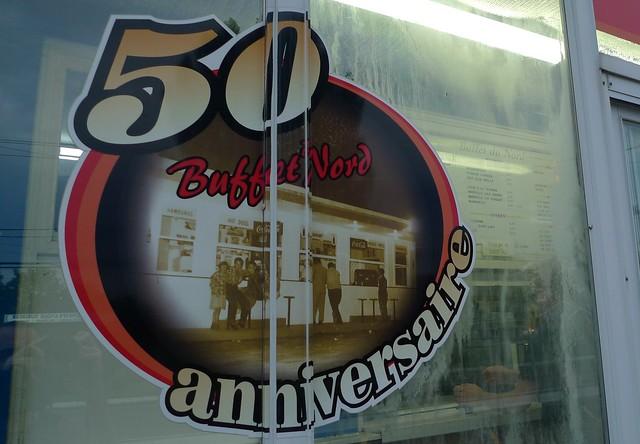 Historic Buffet du Nord