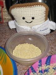 Handmade Gluten-Free Couscous