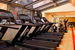 New York Hotel Fitness Center