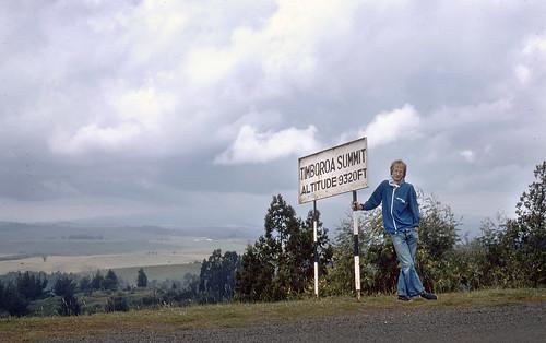 Timboroa Summit, Kenya 1975 by arkland_swe, on Flickr