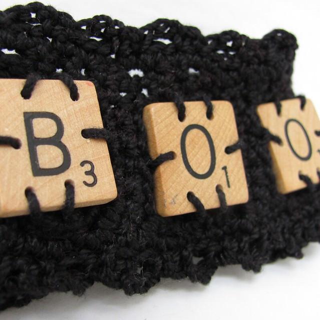 Boo Cuff Bracelet