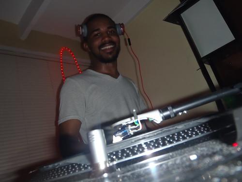 Miles Dotson Mobbs Juice DJ